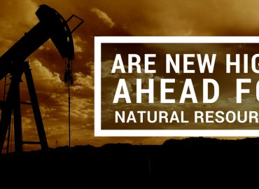 Are New Highs Ahead For Natural Resources?