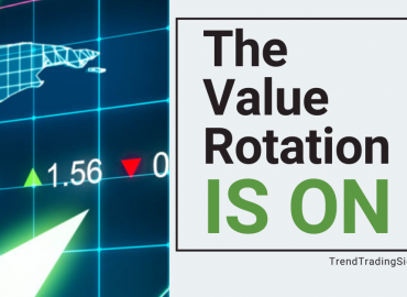 The Value Rotation Is On