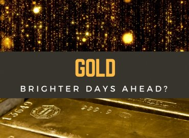 Brighter Days Ahead For Gold?